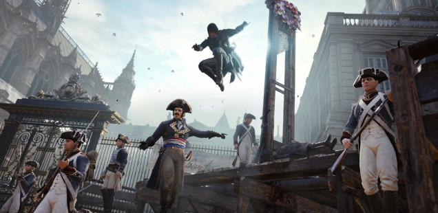 LOAD FILE: ASSASSIN'S CREED: UNITY