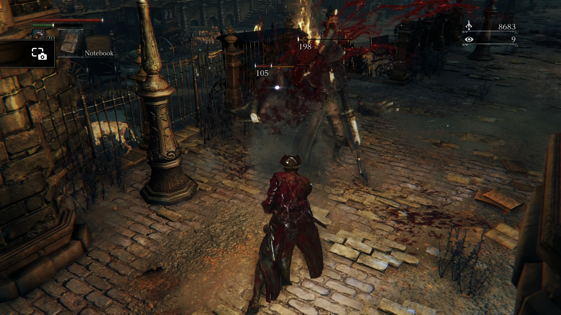 how to help other hunters in bloodborne