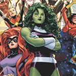 HEY, KIDS! COMICS! UNDERCOVER: A-FORCE EDITION