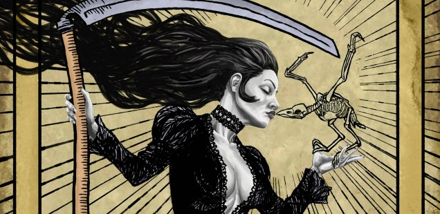 'GUTTER MAGIC' Continues To Astound Us With Its Rampant Creativity -- HEY, KIDS! COMICS!