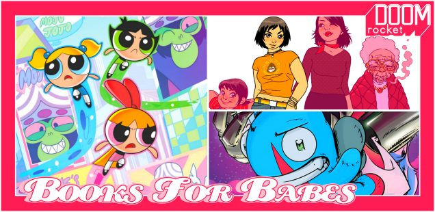 'POWERPUFF GIRLS' Is An IDW Knockout, 'GOOD AS LILY' Is A Timely Good Read -- HEY, KIDS! COMICS!