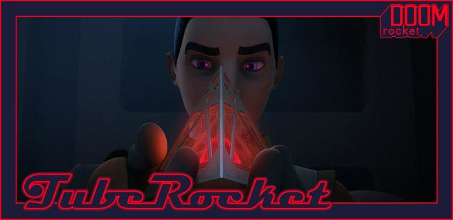 Ezra & Kanan Are Dealing With Some Stuff In The Season Three Premiere Of 'REBELS' -- TUBE ROCKET