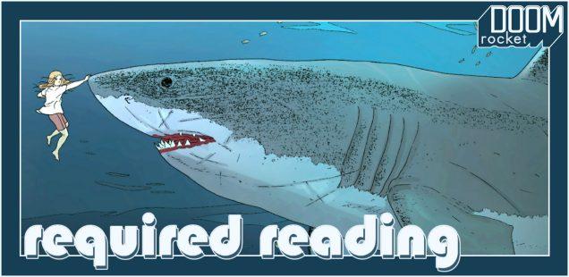 Humanoids' 'CARTHAGO' Is No Mere Shark Tale -- HEY, KIDS! COMICS!