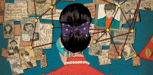 'THE SKEPTICS': A Savvy Mystery Thriller With Swagger To Burn -- HEY, KIDS! COMICS!