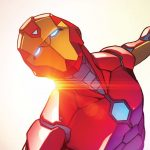 Riri Williams Outshines The Iconography Of 'INVINCIBLE IRON MAN' #1 -- HEY, KIDS! COMICS!