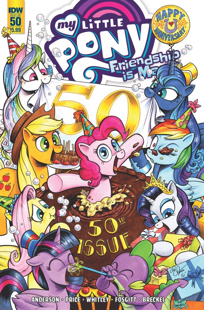 IDW Publishing's 'My Little Pony: Friendship is Magic'