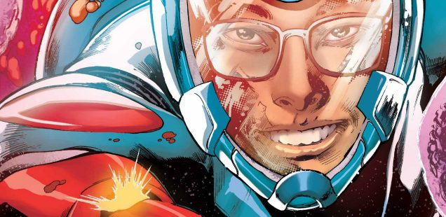 'Justice League of America: The Atom': Ryan Choi finds his footing in a post-Rebirth DCU