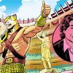 For a respected comics editor, 'Time Cheetah' is a wild fever dream come to life