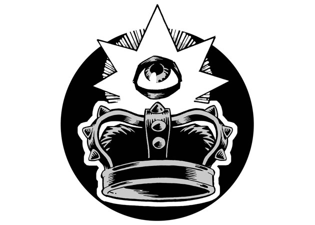 Black Crown's instantly iconic logo