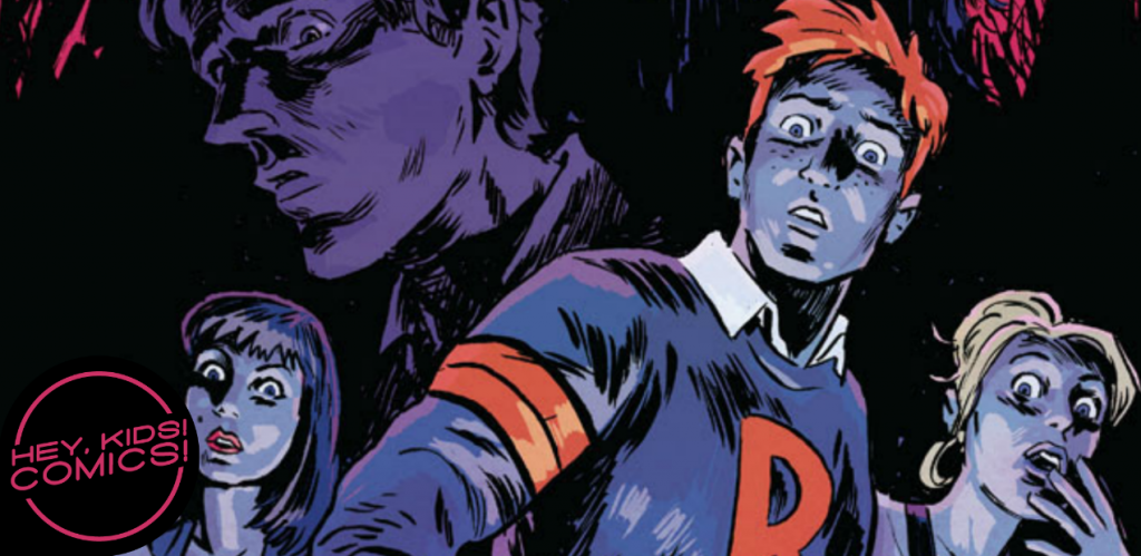 'Jughead: The Hunger' hits stores this week