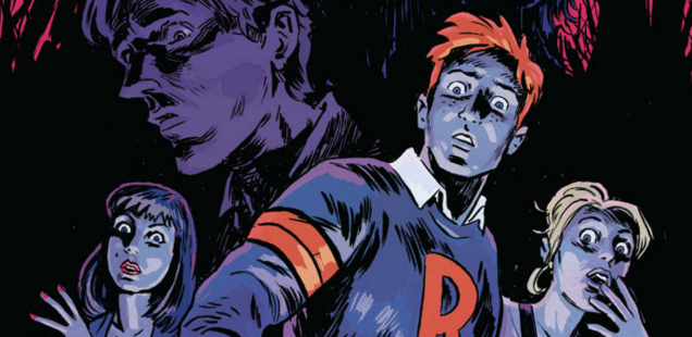 Advance Review: From the hallowed Archie Horror line comes 'Jughead: The Hunger'