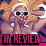 'Loose Ends' continues its honey-hued frenzy towards the setting neon sun