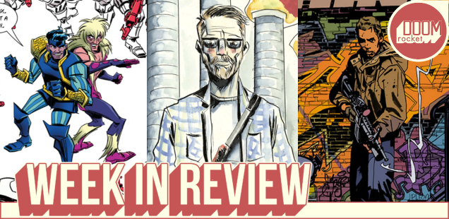 We wrap up the week that was with debuts from IDW, Image, and Vertigo