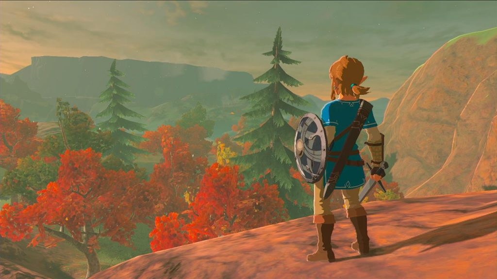 'The Legend of Zelda: Breath of the Wild' gets the LOAD FILE treatment.