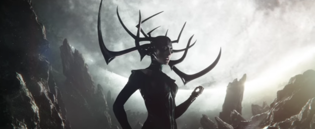 Cate Blanchett is Hela in Marvel Studios' 'Thor: Ragnarok'