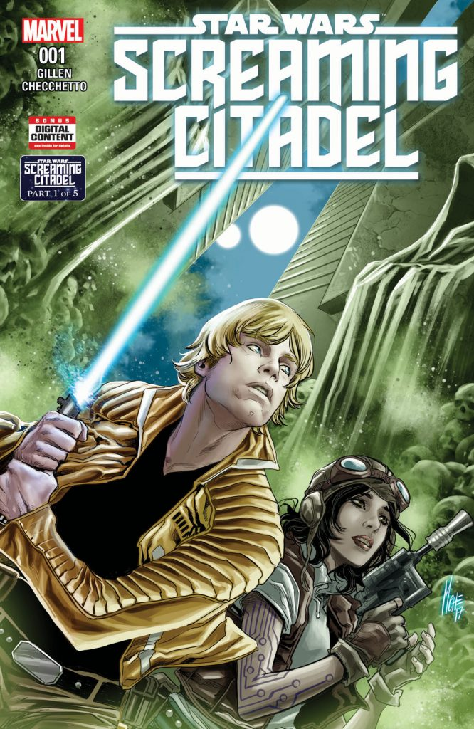 'Star Wars: The Screaming Citadel' hits stores in May
