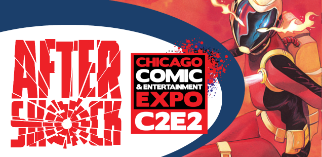 AfterShock Comics returns to C2E2 with killer exclusives and awesome signings