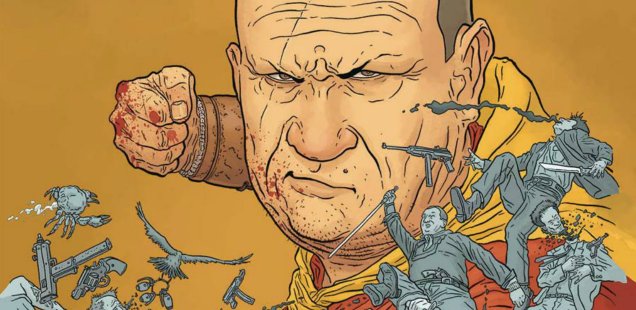 Preview: Darrow's 'The Shaolin Cowboy: Who'll Stop the Reign?' is reliably bonkers