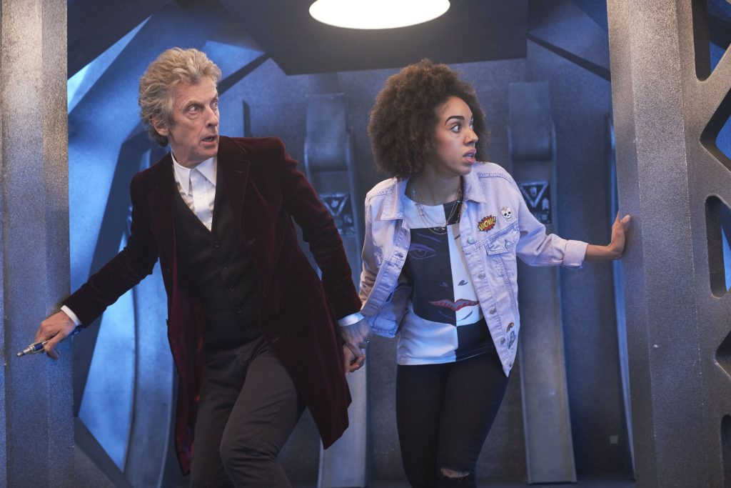 'Doctor Who' returns to the BBC