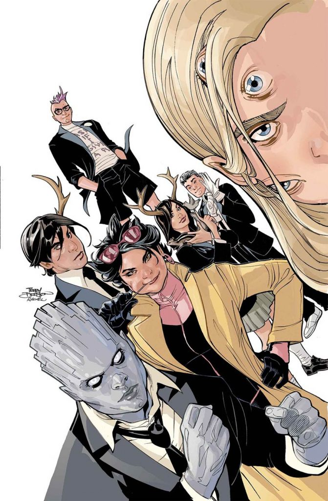 "'Generation X' is assessed in this week's installment of ""Building a Better Marvel"""
