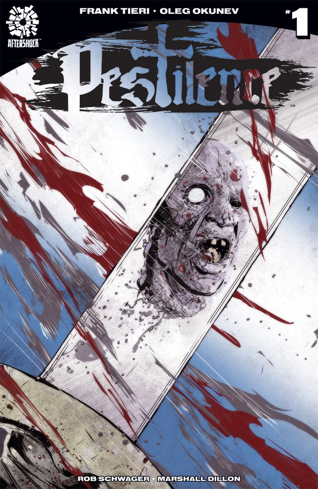 Our Week in Review assesses 'Pestilence' #1, out now from AfterShock Comics