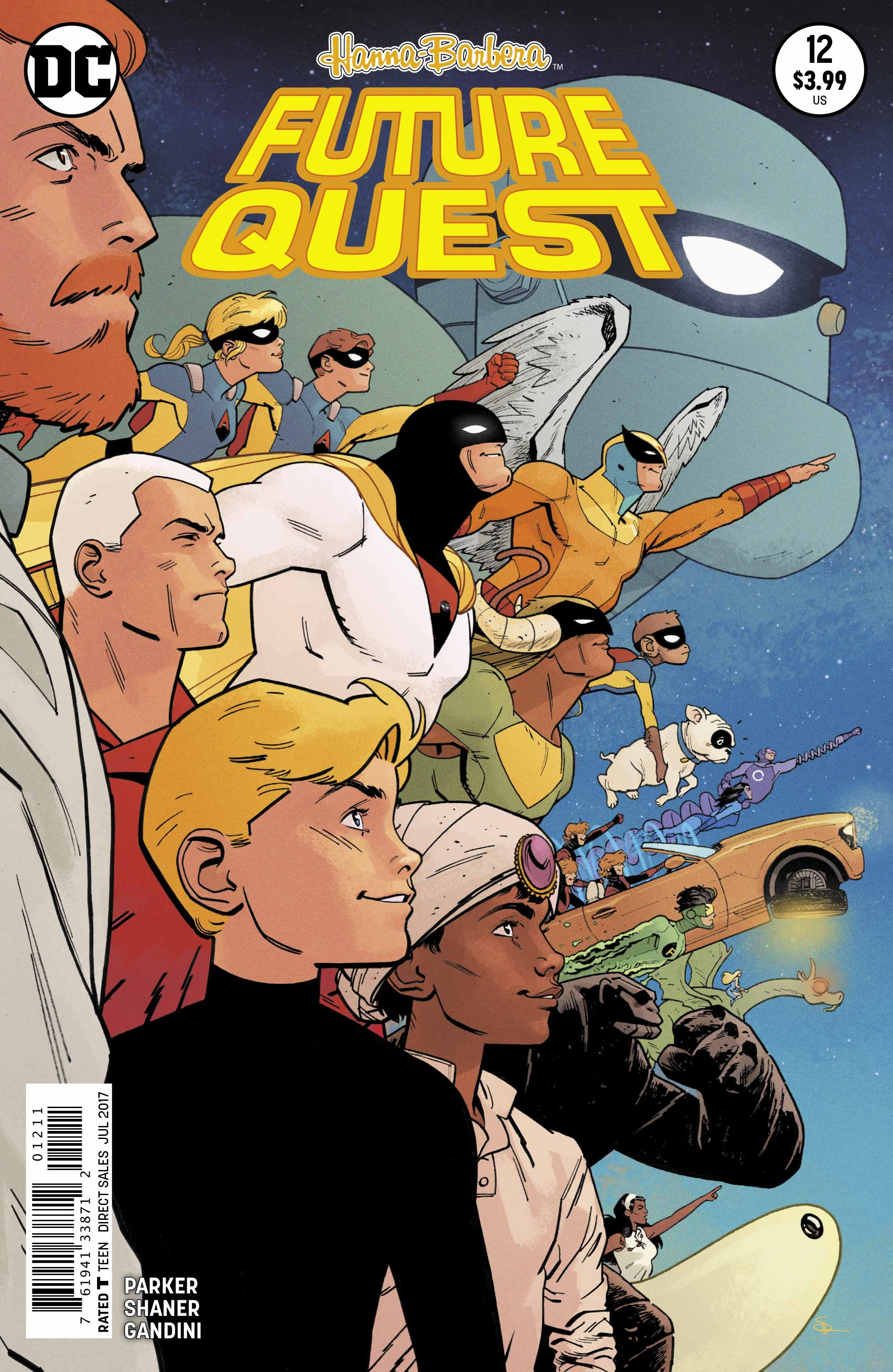 'Future Quest' comes to an end next week