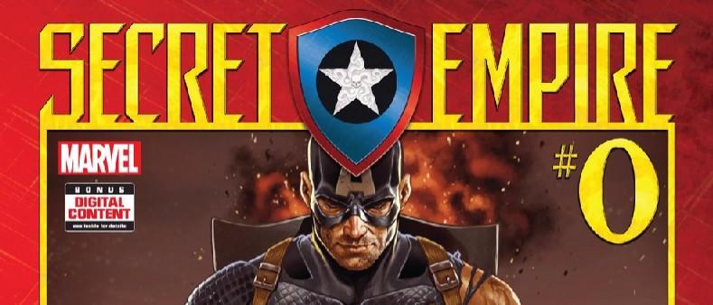 Cover to 'Secret Empire' #0