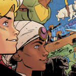 Exclusive Preview: Hanna-Barbera's finest make their last stand in 'Future Quest' #12