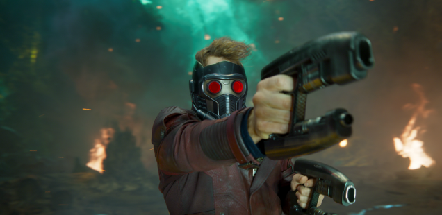 Maturity and baggage comes with 'Guardians of the Galaxy Vol. 2', as they must