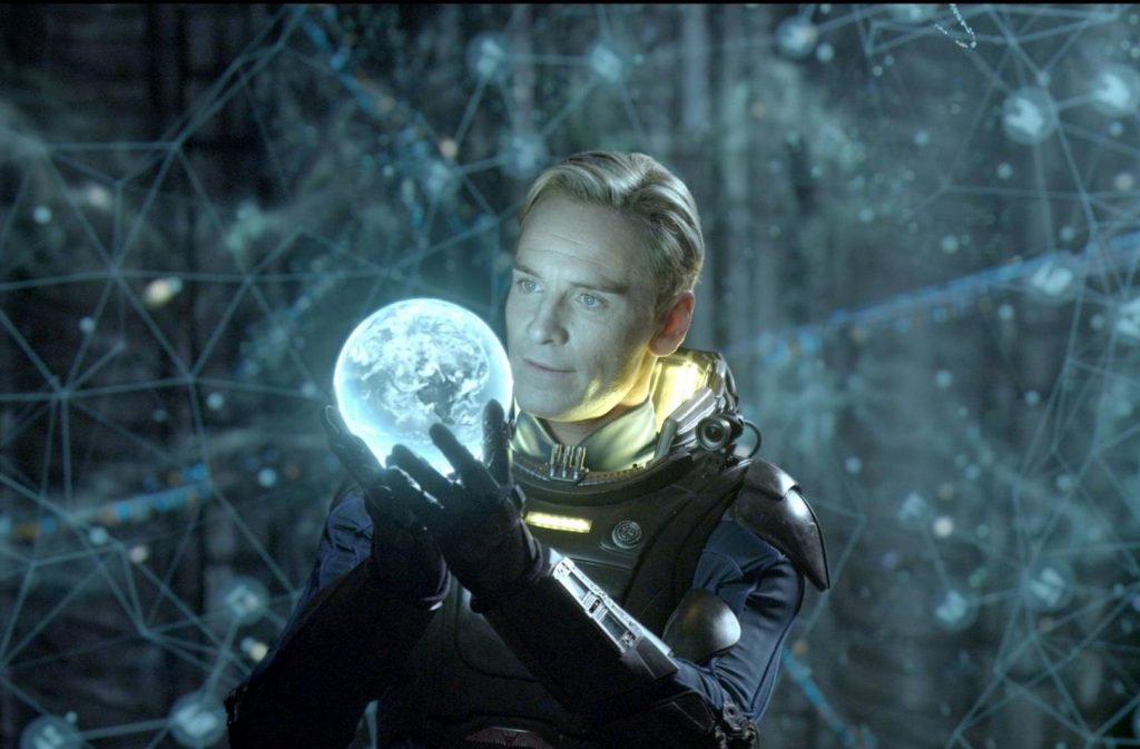'Prometheus' gets the Retrograding treament
