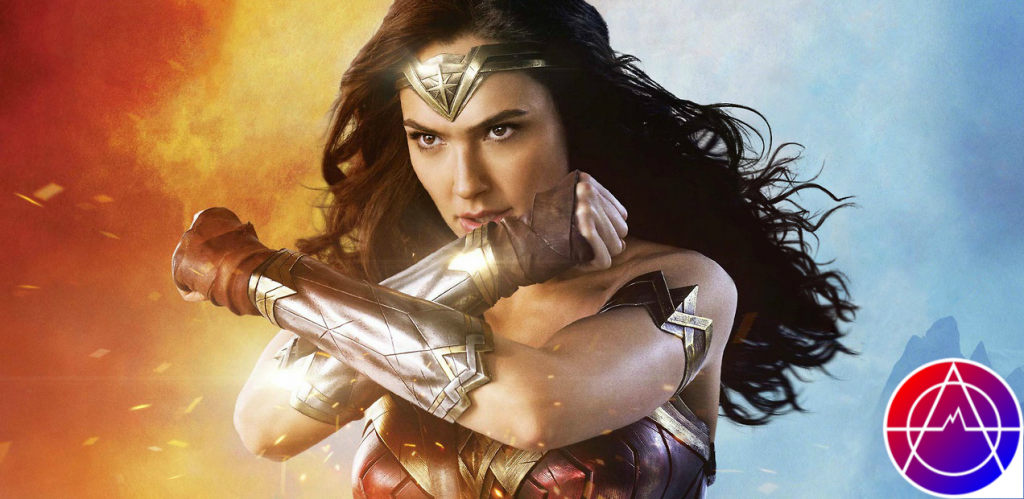 'Wonder Woman' is in theaters now