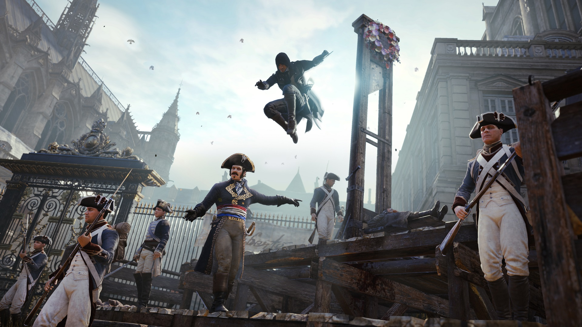 LOAD FILE: ASSASSIN'S CREED: UNITY — DoomRocket