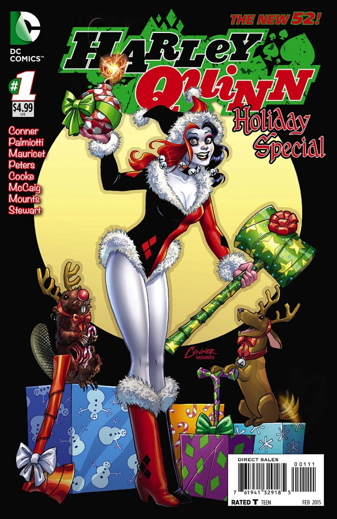 Hey Kids Comics Harley Quinn Holiday Special 1