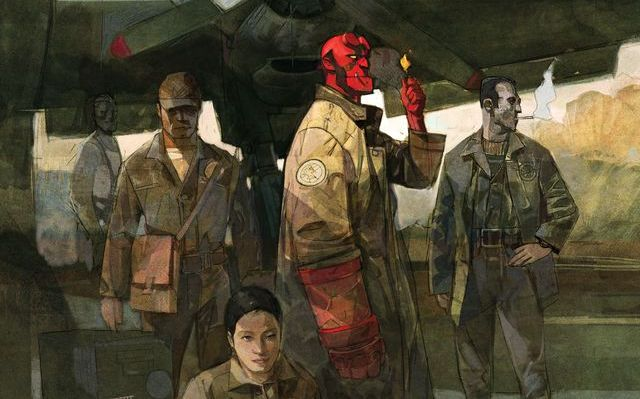 HEY, KIDS! COMICS! HELLBOY AND THE BPRD – 1952 #1
