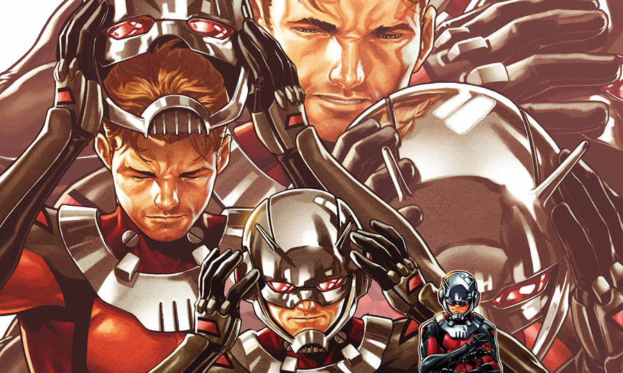 HEY, KIDS! COMICS! ANT-MAN #1
