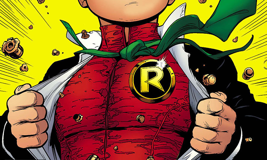 HEY, KIDS! COMICS! BATMAN AND ROBIN #38