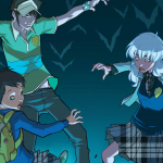 HEY, KIDS! COMICS! GOTHAM ACADEMY #4