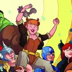HEY, KIDS! COMICS! THE UNBEATABLE SQUIRREL GIRL #1