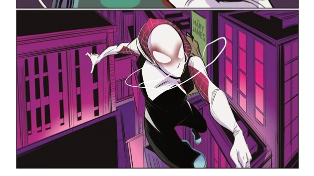Spider-Gwen_1_Preview_3 - Edited