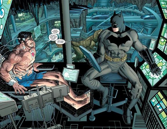 superman38-batcave