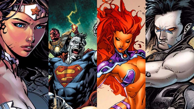 ADIOS, NEW 52: RECOLLECTIONS OF A DC COMICS ERA THAT WILL (PROBABLY) NEVER BE FORGOTTEN