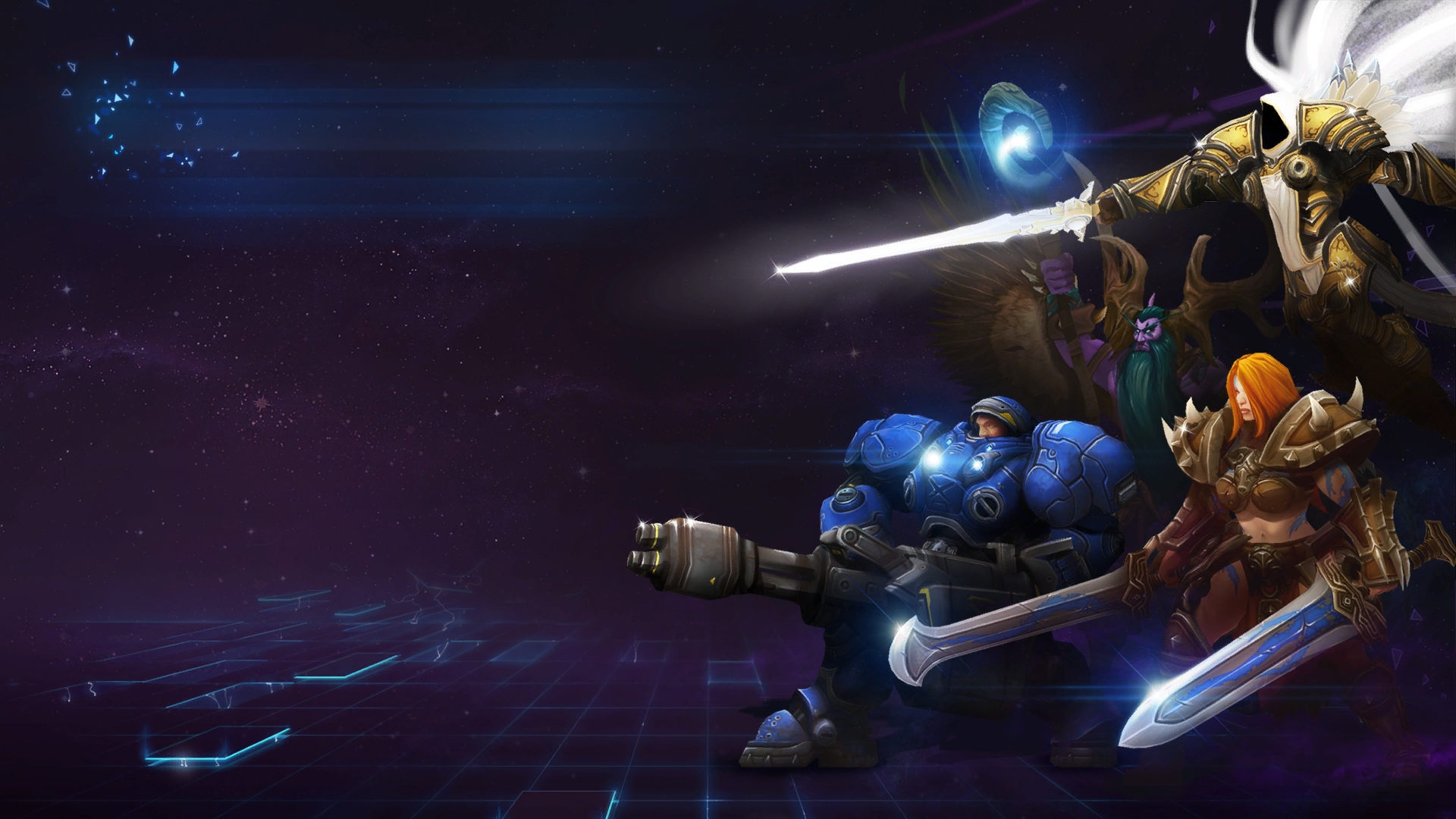 LOAD FILE: HEROES OF THE STORM