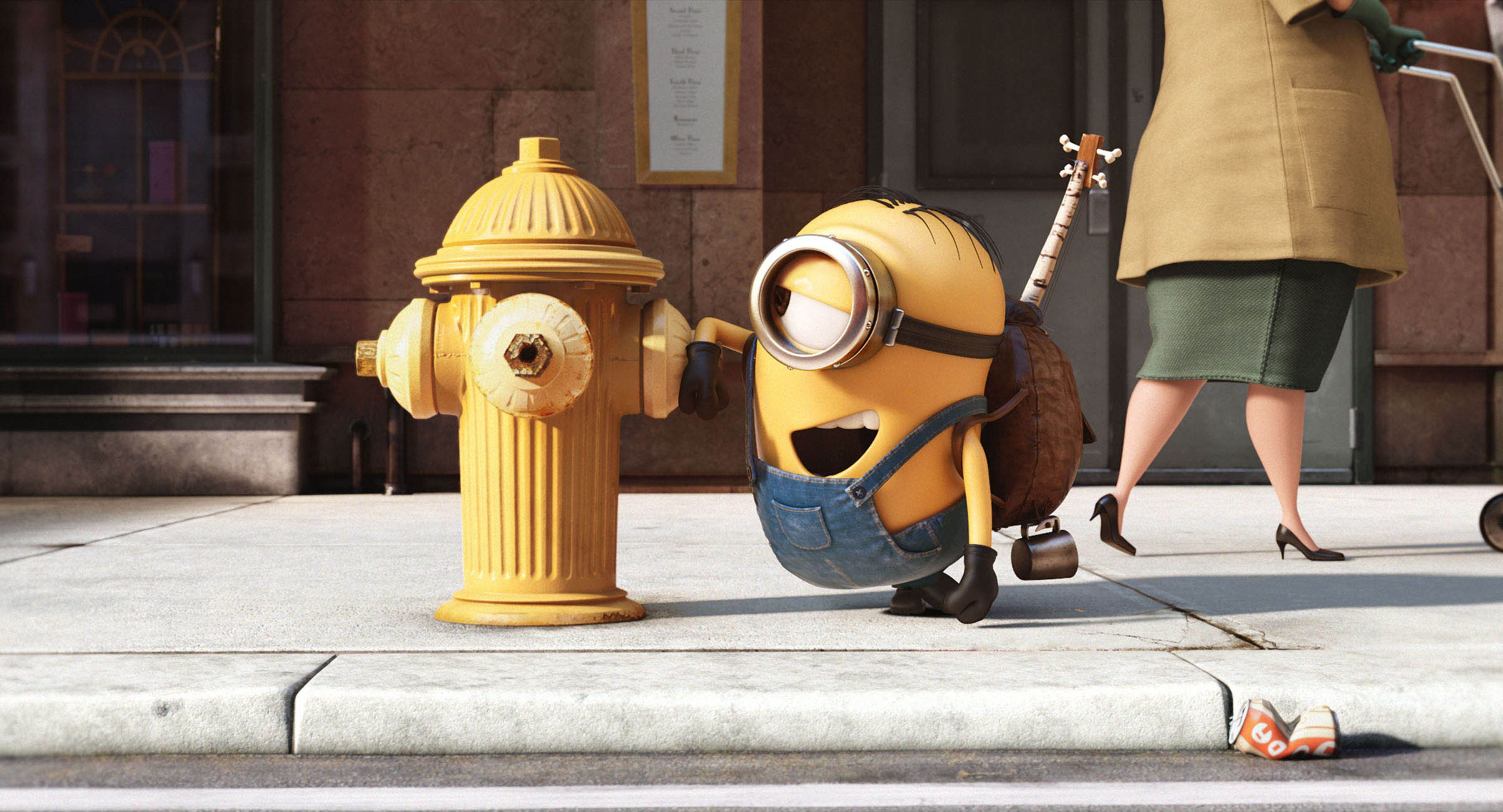 'MINIONS' WOULD HAVE THE POWER TO PLEASE EVERYBODY, IF IT BOTHERED TO TRY