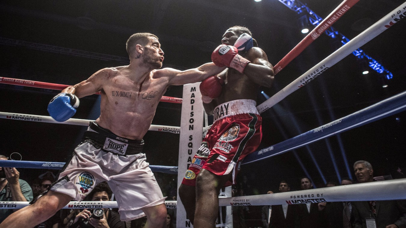 'SOUTHPAW' BOLDLY GOES WHERE SO MANY BOXING FILMS HAVE GONE BEFORE