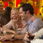 EVEN WITH AMY SCHUMER'S CAUSTIC WIT, 'TRAINWRECK' IS AN APATOVIAN COP-OUT