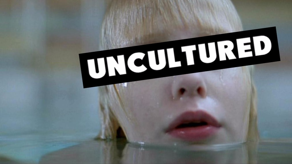 UNCULTURED: LET THE RIGHT ONE IN — DoomRocket