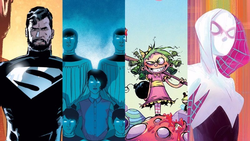 HEY, KIDS! COMICS! WEEK IN REVIEW