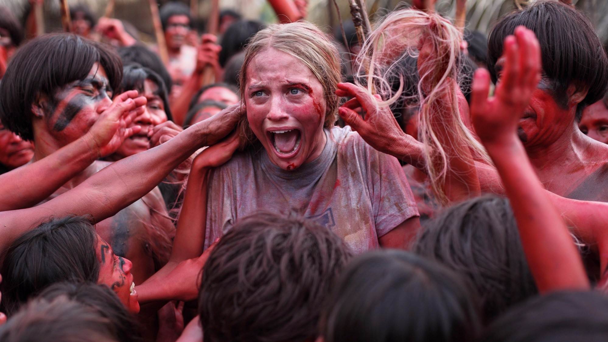 BEHOLD 'THE GREEN INFERNO', THE NADIR OF CONTEMPORARY GRINDHOUSE (OR MAYBE DON'T)