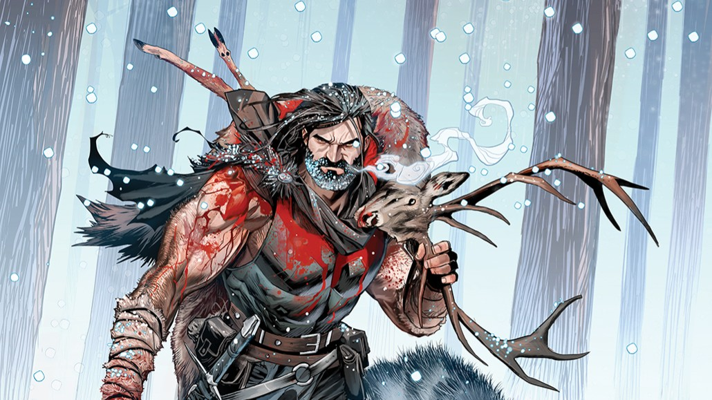 HEY, KIDS! COMICS! MORRISON & MORA'S 'KLAUS' #1 LEAPS TALL TALES IN A SINGLE BOUND