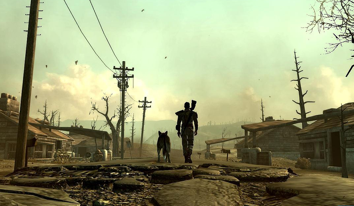 LOAD FILE: VISUAL ISSUES ASIDE, 'FALLOUT 4' IS AN ODYSSEAN EPIC OF THE HIGHEST ORDER